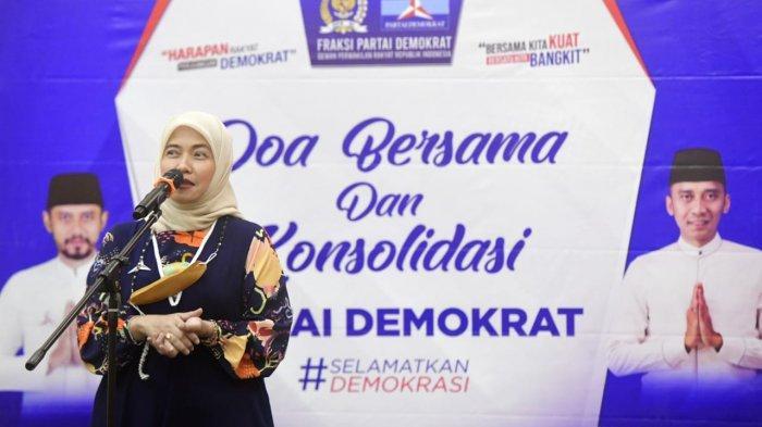 Aliyah Mustika Ilham Kunjungi Gereja Katedral Makassar dan Hadiri Zikir