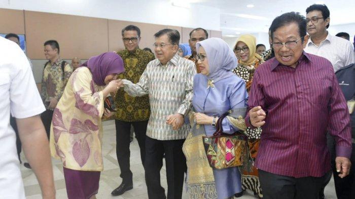 Ilham Arief Sirajuddin, Aliyah Mustika Ilham, Nurdin Abdullah Jemput Mantan Wapres Jusuf Kalla - aliyah-mustika-ilham-1-26102019.jpg