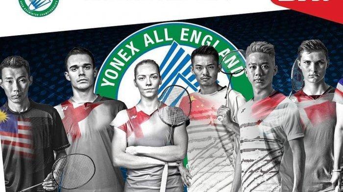 All England 2019 Resmi akan Tayang di TVRI,Perang Saudara Ganda Campuran,Duo Minions Bidik Hat-Trick