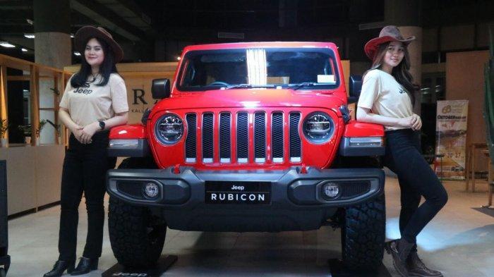 Kini Bawa Pulang All New Jeep Wrangler Tanpa Uang Muka
