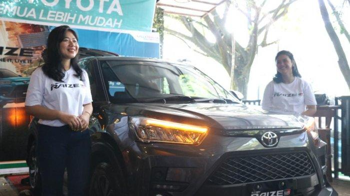 Resmi Mengaspal di Kendari, Simak Harga dan Fitur Lengkap All New Toyota Rize