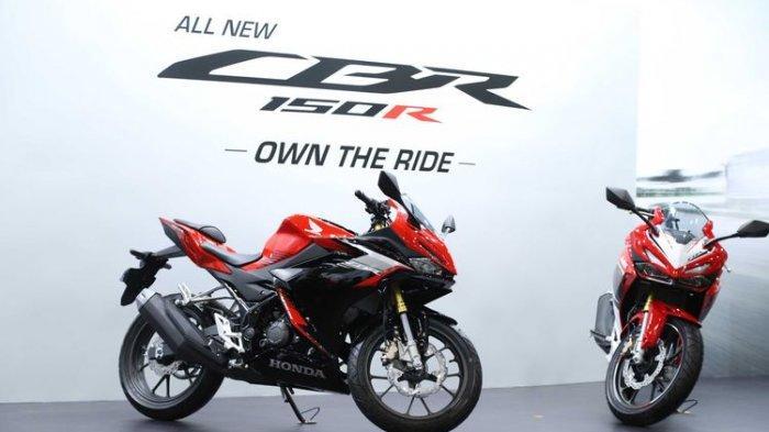 Spesifikasi, Warna, dan Harga All New Honda CBR 150R 2021, Sudah Meluncur