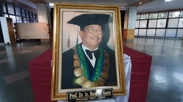 Prof Radi A Gany Wafat, Iqbal Suhaeb: Kota Kehilangan Tokoh Swasembada Pangan