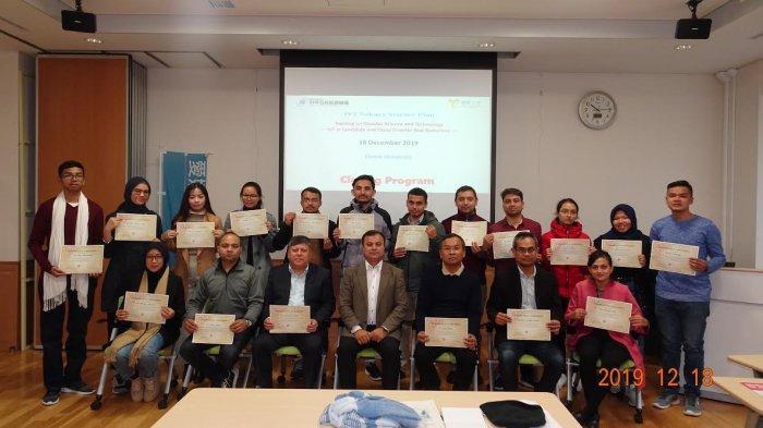 Alumni PWK Unhas Wakili Indonesia di Sakura Science Plan Jepang