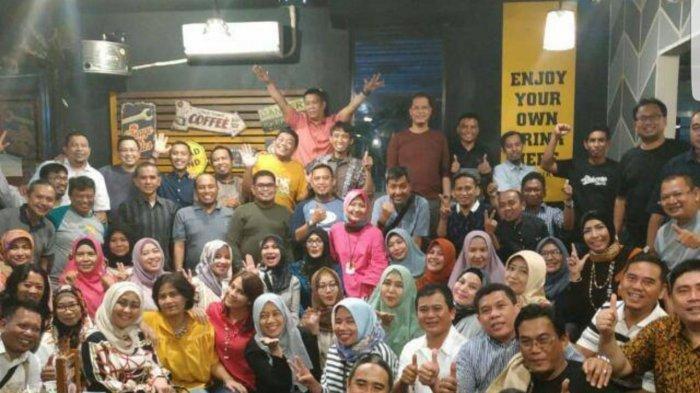 Dalam 5 Jam Alumni SMANSA '91 Kumpulkan Rp 39 Juta di Grup WhatsApp untuk APD Covid-19