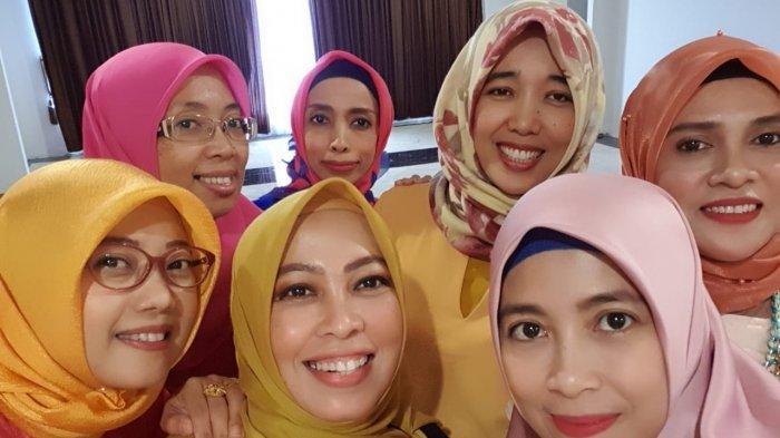 Alumni Smanli 93 Makassar Halal Bi Halal di Swiss-Belinn, Ustadz Sudirman Kenang Teman yang Jahil