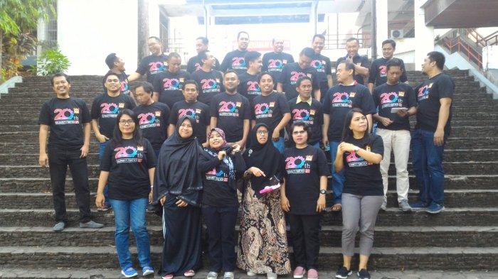 Alumni 98 Teknik Mesin Unhas Temu Kangen di Kampus Tamalanrea