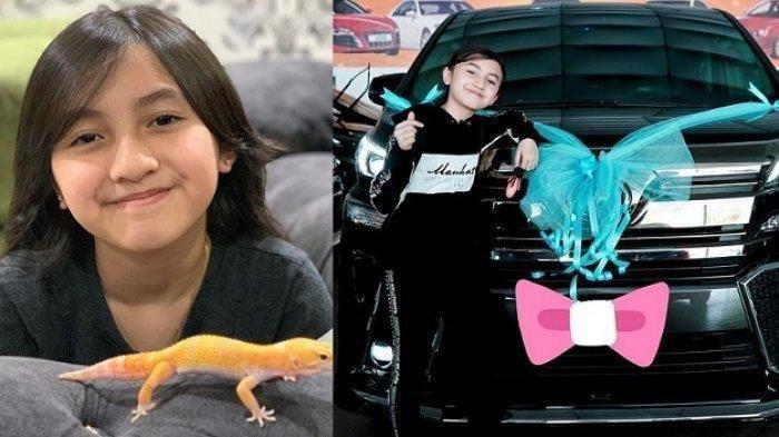Biodata Alyssa Dezek Bocah 12 Tahun yang Viral Beli Mobil Mewah Seharga Rp 1,7 M dengan Uang Sendiri