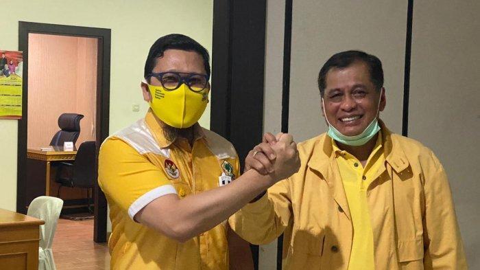 Bukan Danny Pomanto, Partai Golkar Usung Irman Yasin Limpo atau None Jadi Calon Wali Kota Makassar
