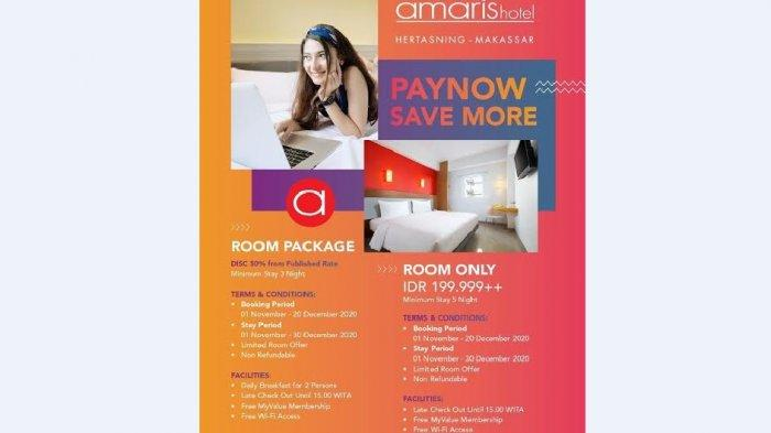 Promo Room Amaris Hotel Hertasning
