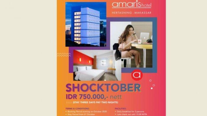 Ini Promo Amaris Hotel Hertasning Spesial Oktober