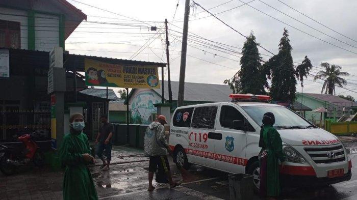 Koordinator PSC Bulukumba Tegaskan Ambulans PSC Tak Pernah Kehabisan Bensin