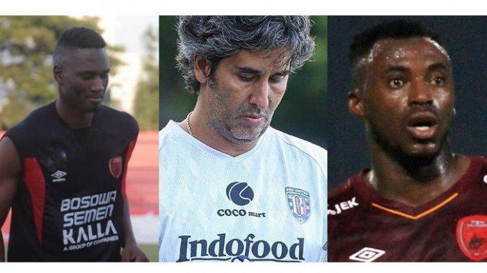 Bursa Pemain Liga 1 - LCA 2020 Bali United Ganti Teco, Eks PSM ke Vietnam, Guy Junior Tak ke Persib