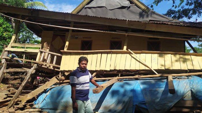 Soal Bantuan Korban Angin Kencang di Bantaeng, Dinas Perumahan Tunggu Surat Kades Bonto Tiro