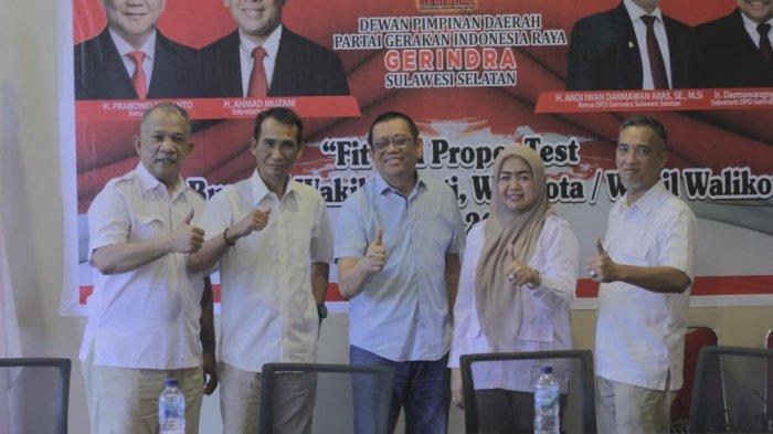 Ikut Uji Kelayakan di Gerindra, Amirullah Nur Saenong Sebut Sevisi Prabowo dan Sandiaga Uno