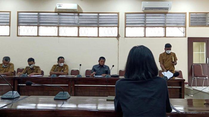 Soroti Kinerja Inspektorat Soal Audit di Desa Cinnongtabi, AMIWB Mengadu ke DPRD Wajo