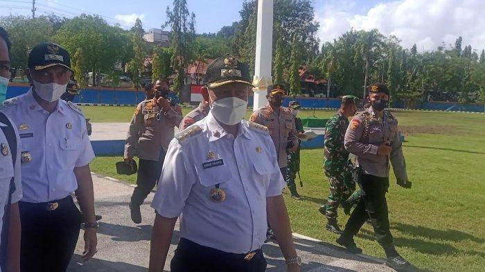 Resmikan Bendungan Paselloreng, Jokowi Bakal Dijamu Barongko di Wajo