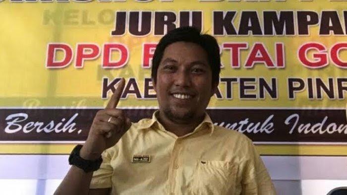 Sudah Ambil Formulir, Kader Golkar Pinrang Yakin Abdul Latif Batal Maju di Musda