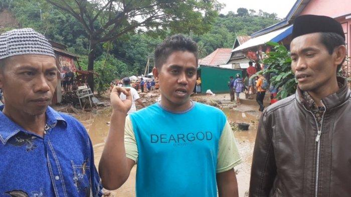 Sebelum Tertimbun Longsor di Jembatan Belong, Anak Korban Sempat Teriak 'Lari'