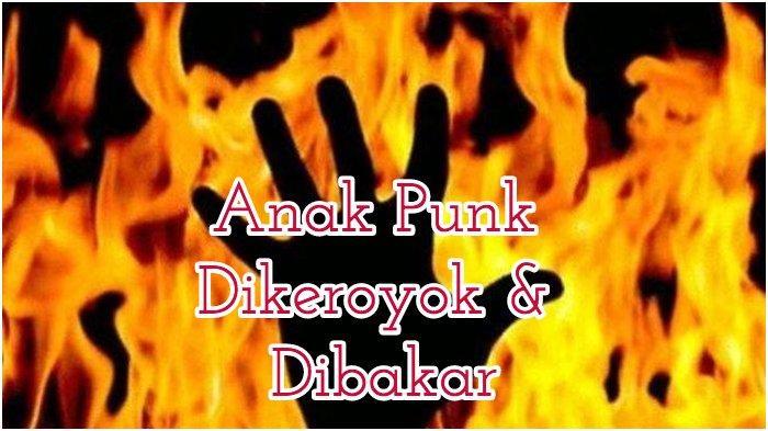 Bengisnya Perlakuan Warga ke Anak Punk, Detik-detik dan Kronologi Irsyad Dikeroyok dan Dikabar
