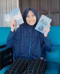 TRIBUNWIKI: Profil Ananda Humaidah, Mahasiswi UNM Penulis Buku Nostalgia Rasa