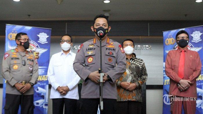 Kapolri Jenderal Listyo Ungkap 7 Kasus Prioritas Polisi, Habib Rizieq 3 Kasus Dibahas di DPR RI
