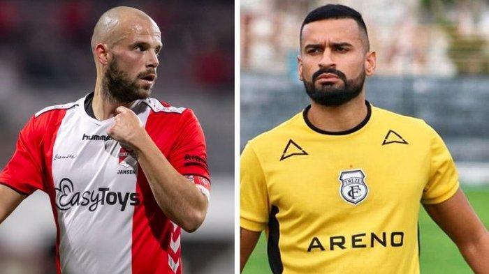 Bursa Pemain Liga 1 2021, Benarkah Anco Jansen Ganti Patrich Wanggai? Francisco Torres ke Borneo FC