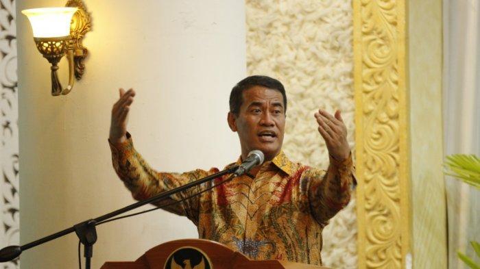 Mantan Menteri Pertanian RI sekaligus tokoh nasional asal Indonesia Timur, Andi Amran Sulaiman