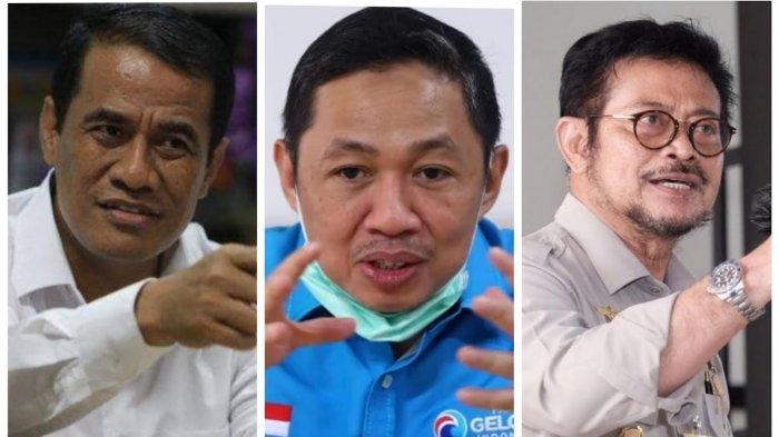 Wabup Takalar Achmad Dg Se're Bangga Syahrul Yasin Limpo Masuk Bursa Cawapres 2024