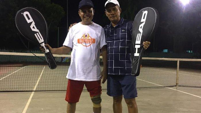 Belum Divaksin, Peserta Turnamen Tenis Pelti Bantaeng Digugurkan