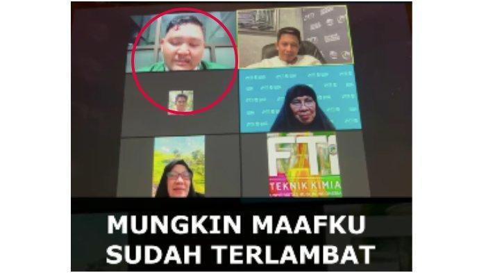 Dekan FTI UMI Bikin Nangis Anak Petinggi TNI AD Gegara 'Siapa Orang Pertama Kau Ingat?'
