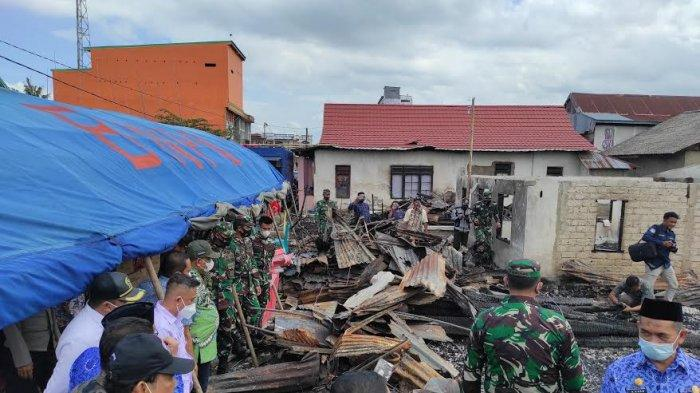 Pemda Bone Bakal Tanggung Biaya Berobat Korban Kebakaran di Lamuru