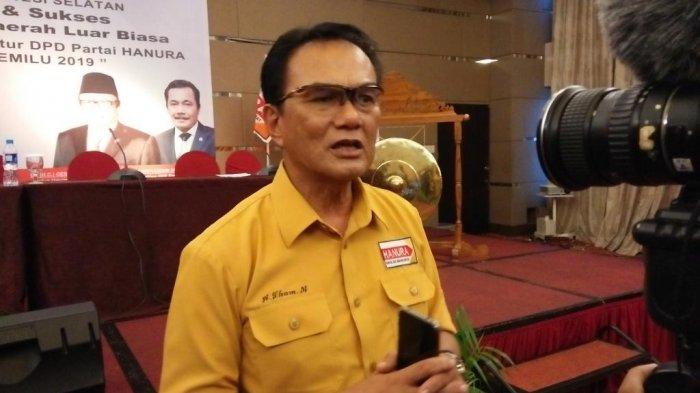 BREAKING NEWS: Andi Ilhamsyah Mattalatta Ketua Baru Hanura Sulsel