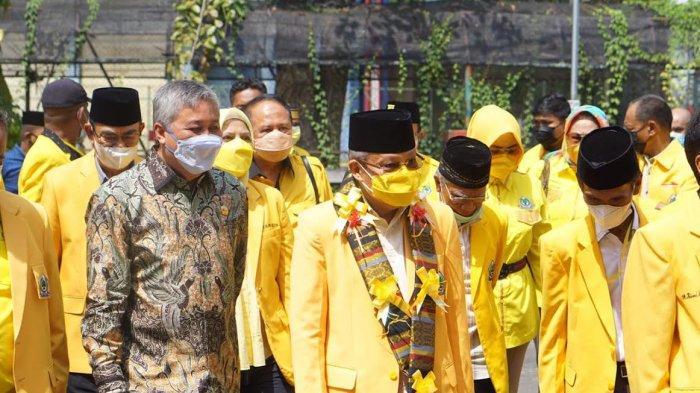 Cerita Ketua Demokrat Pinrang Irwan Hamid Saat Jadi Kader Partai Golkar