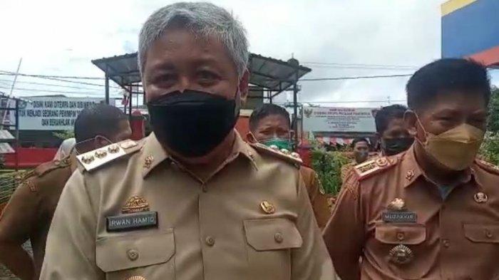 PTM di Pinrang Dijadwalkan Pekan Kedua Agustus, Hanya Kecamatan Zona Hijau dan Kuning Diizinkan