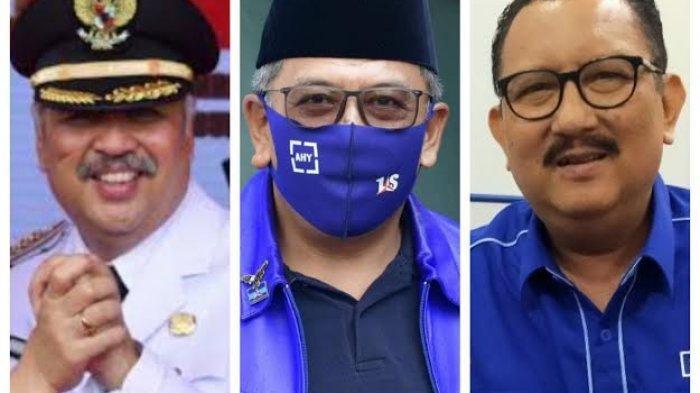Skenario Loyalis IAS Dorong Andi Irwan Hamid Calon Alternatif Ketua Demokrat Sulsel