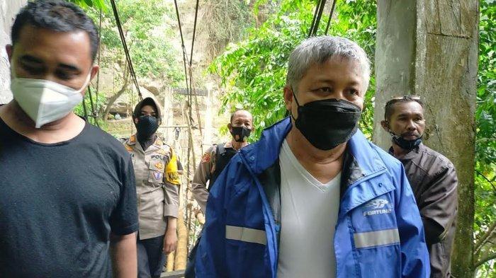 Belum Ada Pembenahan Jembatan, Kepala Desa Kariango Tagih Janji Bupati Pinrang