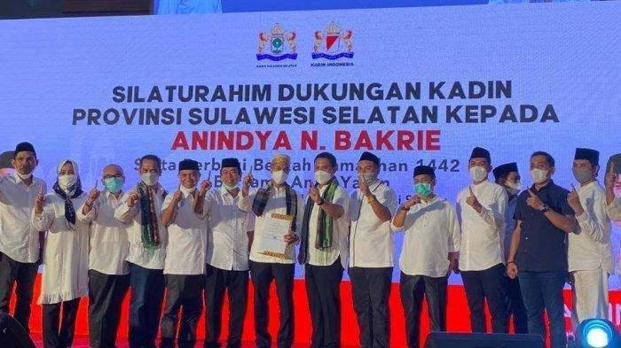 Andi Iwan Aras Pernah Undang 2 Calon Ketum Kadin ke Makassar, Siapa yang Didukung?