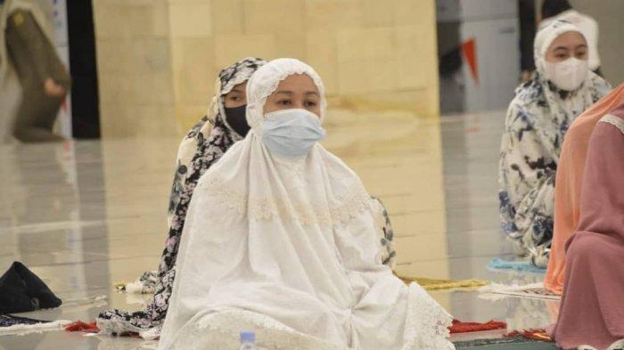 Wakil Bupati Sinjai Andi Kartini Ottong Bakal Salat Idulfitri di Masjid Islamic Center