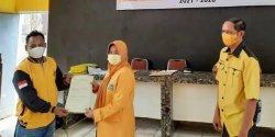 Dipimpin Andi Kartini Ottong, Empat Mantan Kadis Pilih Gabung di Golkar Sinjai
