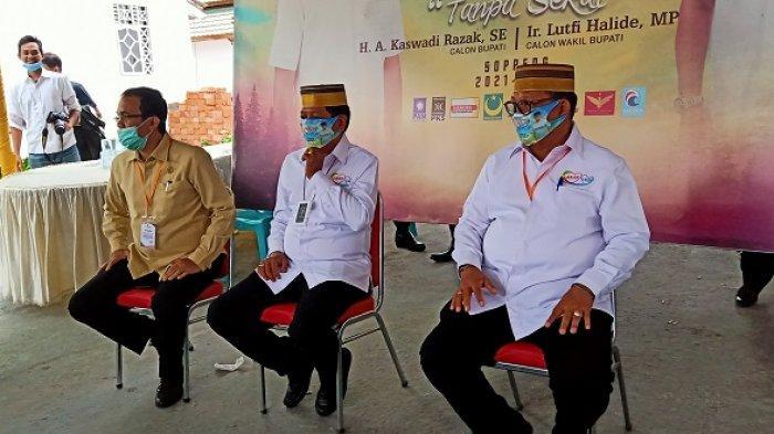 Lawan Kolom Kosong di Soppeng, Andi Kaswadi: Jika Pilkada Dilakukan Hari Ini, Perolehan Suara 90%
