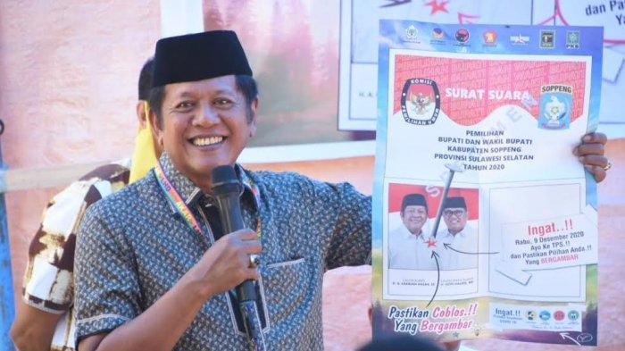 Jelang Pemilihan, Calon Bupati Soppeng Datangi 5 Titik Kampanye dalam Sehari