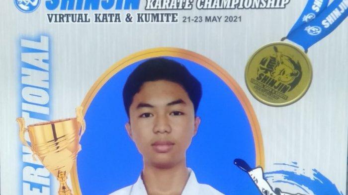 Karateka Muda Dojo Gojukai Neco Jaya Palopo Sabet 2 Emas di Ajang Karate Internasional