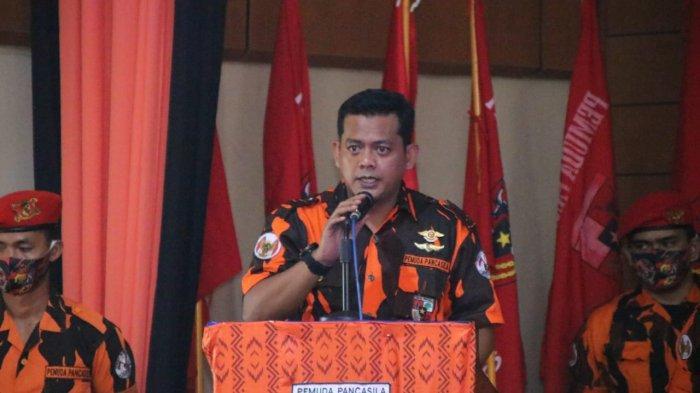 Andi Muhammad Rasyidi 'Oppo' Pimpin Pemuda Pancasila Soppeng