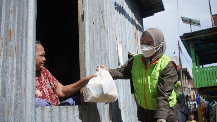 Anir Berbagi Berkah Ramadan di Pulau Terluar Pangkep