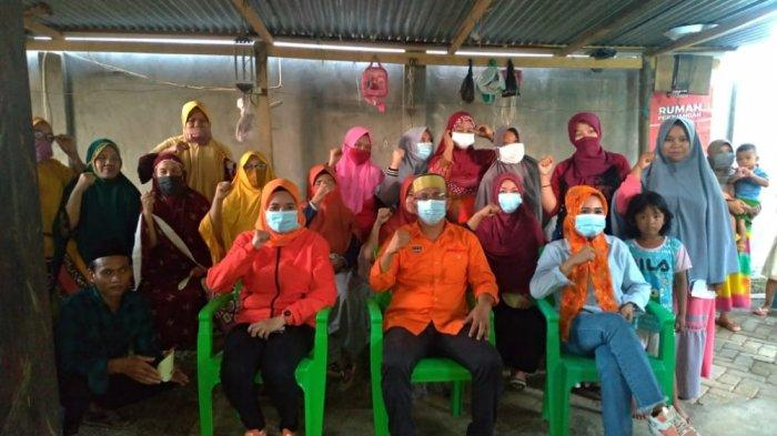 Banyak Emak-emak Jalankan UMKM di Pangkep, Nirawati: Mereka Butuh Pendamping