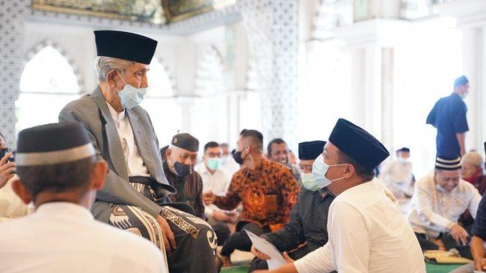 AGH Sanusi Baco Wafat, Keluarga dan Kerabat Sudah Kumpul di Jalan Kelapa 3 Makassar