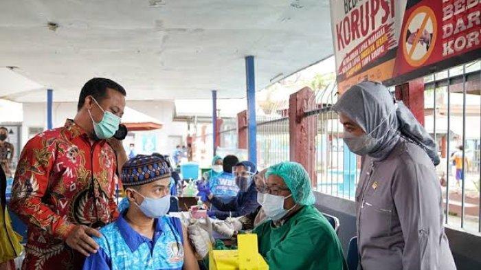 Kabar Baik, Angka Kesembuhan Sulsel 96,63%, Kini Rumah Sakit Nol Pasien Covid-19