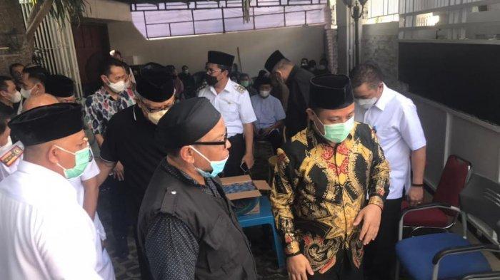 Irfan Wiraguna Roem Meninggal, Andi Sudirman Sulaiman Ikut Berduka