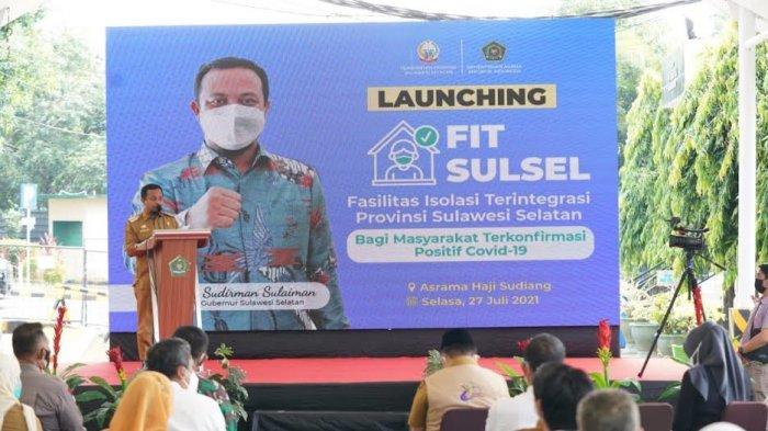 Sudah 11 Warga Isolasi Terintegrasi di Asrama Haji Sudiang